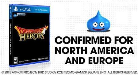 Dragon Quest Heroes confirmado para América
