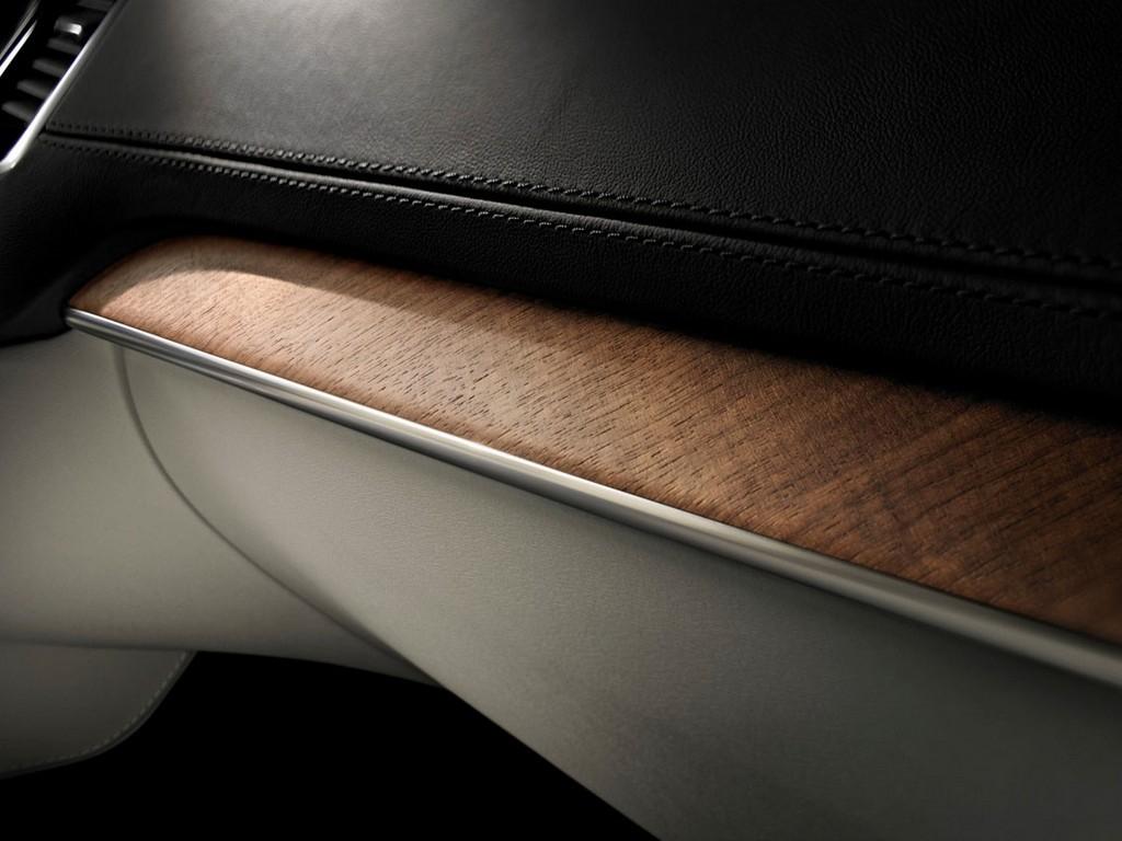 Foto de Volvo XC90, interior (32/39)