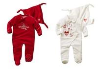 Pijamas Navidad Bebes