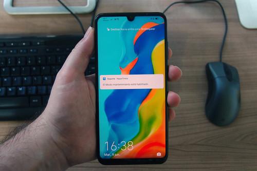 Qué es el modo mantenimiento de los móviles Huawei y para qué sirve