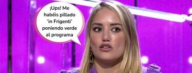 """Alba Carrillo acusa a la producción de 'Secret Story' de tongo y anuncia su retirada como defensora de Lucía Pariente: """"Pensaba que las cosas son de verdad"""""""