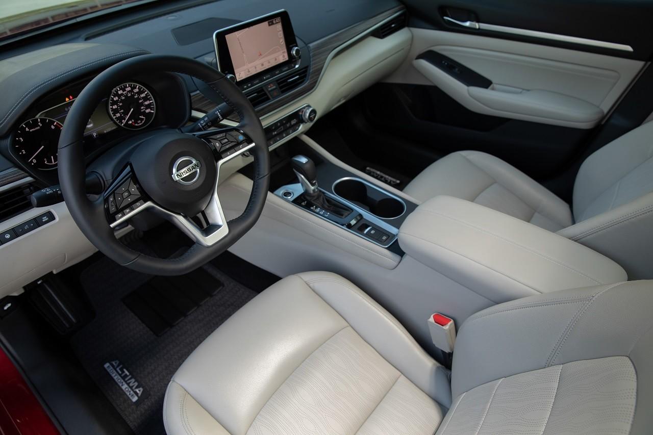 Foto de Nissan Altima Edition ONE (6/13)