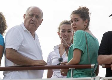 La sorpresa más emotiva para Amacio Ortega en su 80 cumpleaños la crean sus trabajadores