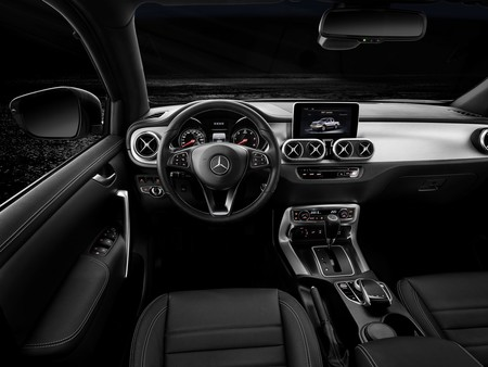 Mercedes Clase X V6