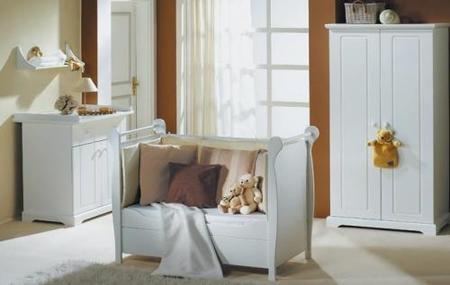 Cómo debe ser la habitación del bebé