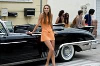 Fassbender ya tiene pareja en el biopic de Steve Jobs: Katherine Waterston