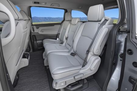 Honda Odyssey 2021 Minivan Precio Mexico 17