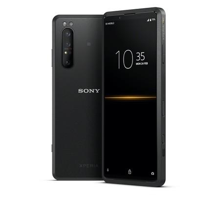 Sony Xperia Pro: un buque insignia con micro HDMI y mmWave 5G para conectarlo a cámaras profesionales de vídeo