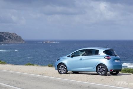 Renault Zoe 2020 Prueba 002