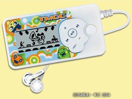 Bandai TMGC, reproductor con Game & Watch