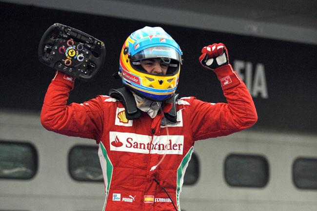 Fernando Alonso GP de Malasia