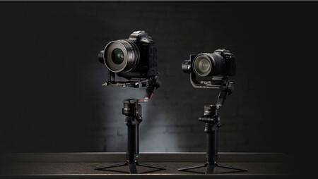 Los nuevos gimbal DJI RS 2 y RSC 2, los estabilizadores más ligeros y avanzados para las nuevas cámaras del mercado