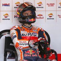 Dani Pedrosa no se hace ilusiones después de ser el más rápido de la FP2 en Brno