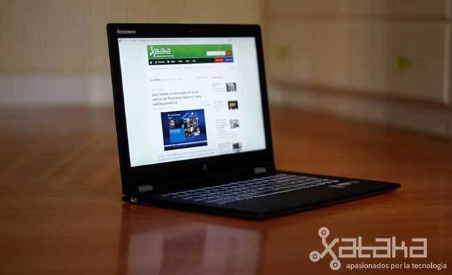 Foto de Lenovo IdeaPad Yoga 2 Pro (28/31)