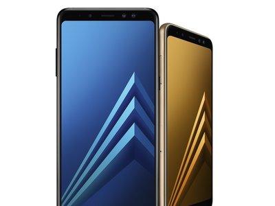 Samsung Galaxy A8 y Galaxy A8+ (2018) llegan a México, este es su precio