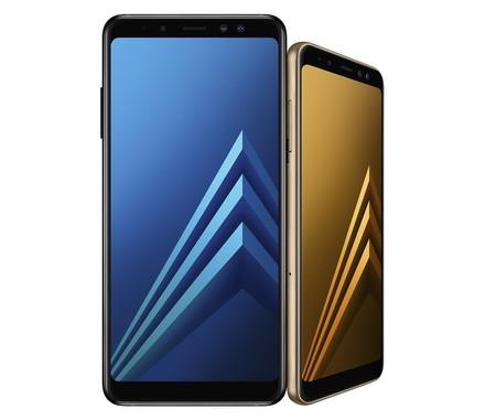 2c883613dc2 Samsung Galaxy A8 y Galaxy A8+ (2018) llegan a México, este es su precio