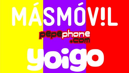 MÁSMÓVIL reajusta su oferta de tarifas para hacerle hueco a Pepephone y Yoigo
