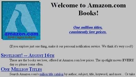 Amazon logotipo