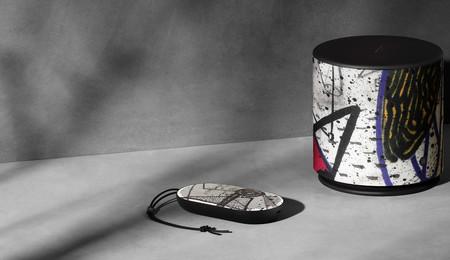 Bang & Olufsen presenta una edición especial de sus altavoces Beoplay A9, Shape, M5 y P2 diseñada por David Lynch