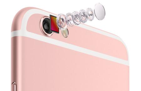 Así es la cámara del nuevo iPhone 6s