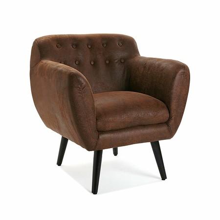 Este sillón estilo Chester puede darle un toque de estilo a tu salón por 143,68 euros y envío gratis