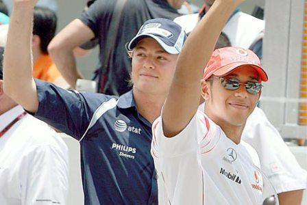 Williams pudo haber fichado a Lewis Hamilton en 2004