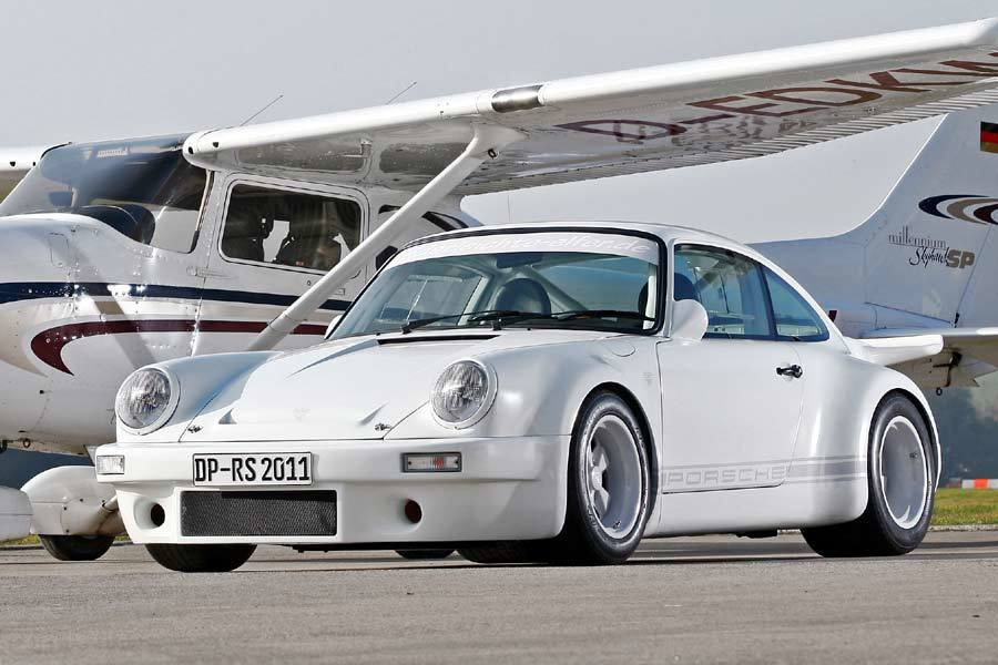 Foto de DP Motorsports Lightweight Porsche 911 (10/10)