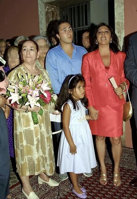 Kiko Rivera, Isabel Pantoja, Isa P y Doña Ana, la matriarca del clan