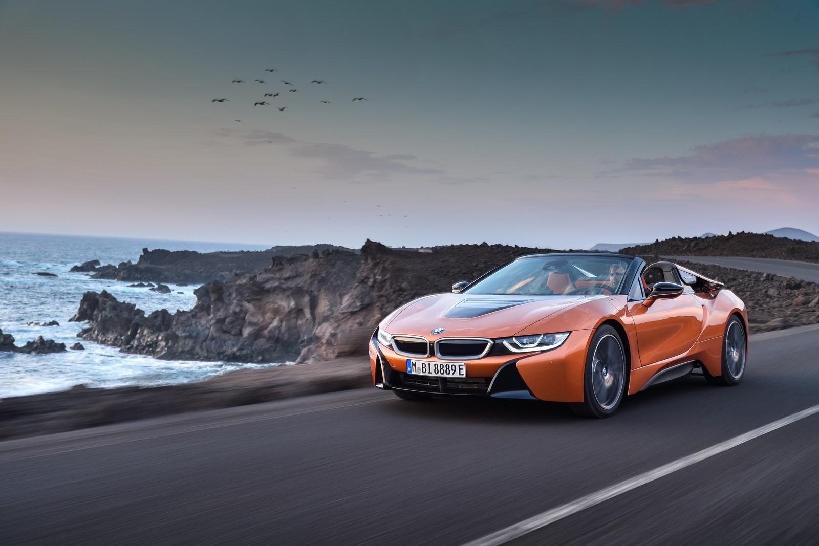 Foto de BMW i8 Roadster (16/22)