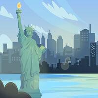 Descarga gratis estas hermosas ilustraciones animadas de monumentos y escenas alrededor del mundo y úsalas como quieras