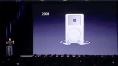 Steve Jobs y los momentos más divertidos de sus keynotes en vídeo