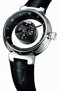 Reloj 'misterioso' de Louis Vuitton