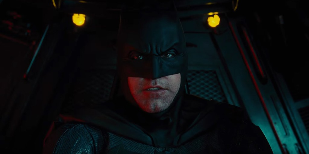 Batman en Justice League