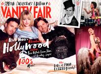 Quién fuera Emma Stone en la portada de Vanity Fair