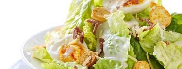 No todas las ensaladas son sanas: siete ingredientes que pueden estar arruinando tu plato