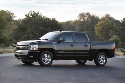 Chevrolet Silverado Hybrid