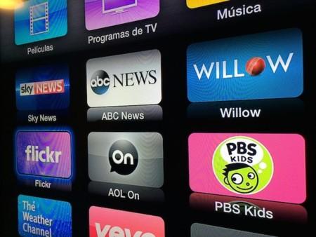 AOL On, ABC News y una renovada Flickr: algunos de los nuevos canales para Apple TV