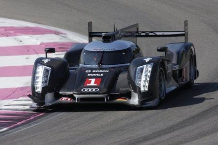 Audi desvela los nuevos colores para el R18 TDI