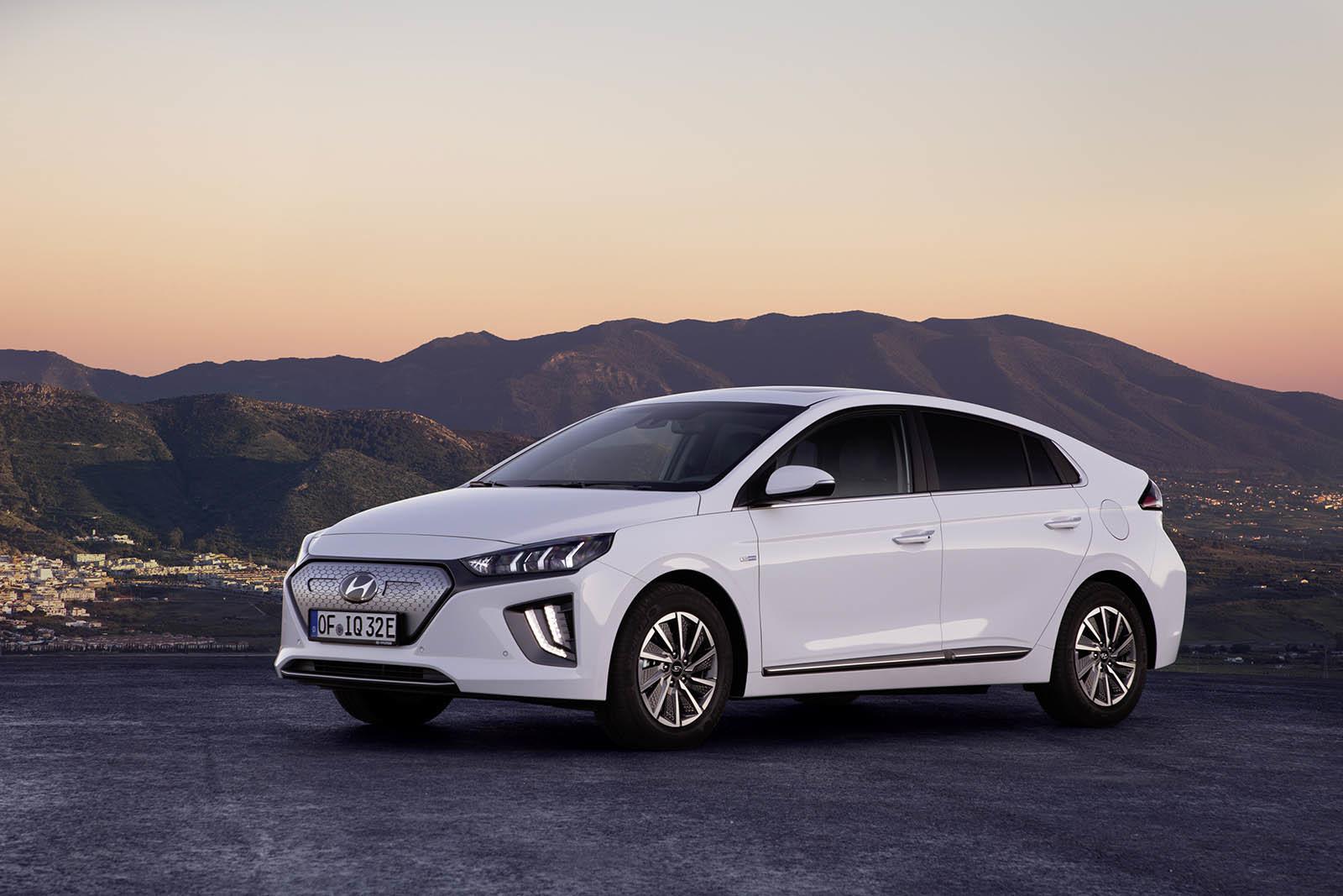 Foto de Hyundai Ioniq Electrico 2020 (1/14)