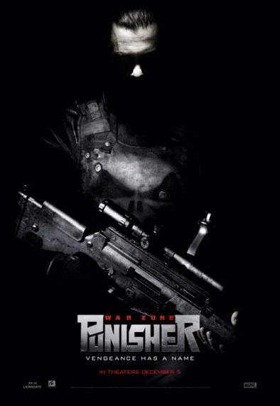 'Punisher: War Zone', posters