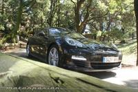 Porsche Panamera S Hybrid, prueba (equipamiento y seguridad)
