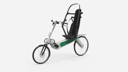 Babel Bike, la que gusta de calificarse como la bicicleta más segura del mundo