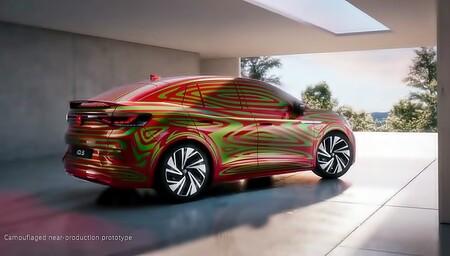 Volkswagen Id5 Teaser 1
