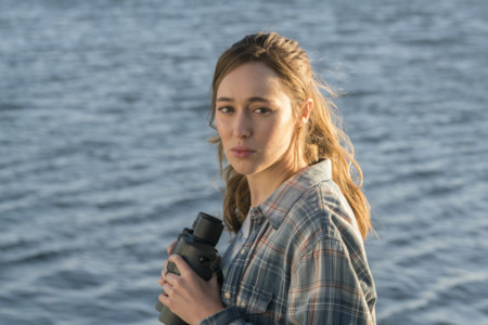 Cómo Alycia Debnam-Carey pasó de Lexa a sobrevivir a los zombies de 'Fear the Walking Dead'