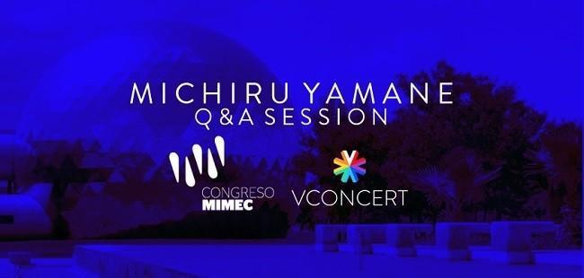 Michiru Yamane Michiru Yamane en Congreso