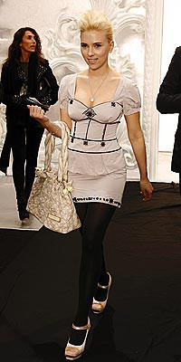 Scarlett Johansson volverá a ser la imagen de Louis Vuitton