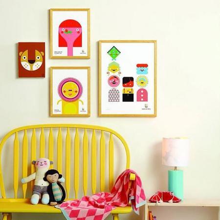 Diez hermosas ideas de c mo decorar las paredes de un for Que puedo hacer para decorar mi cuarto