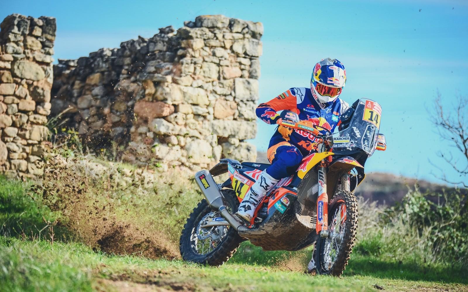 Foto de KTM 450 Rally Dakar 2019 (50/116)