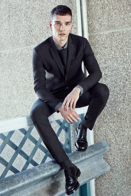 Zara Man Septiembre 2014