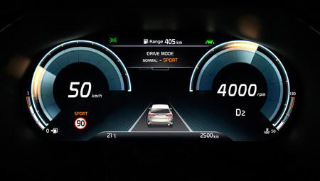 El nuevo crossover urbano Kia XCeed estrenará la instrumentación digital de la marca